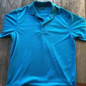 Ben Hogan Blue Golf Polo